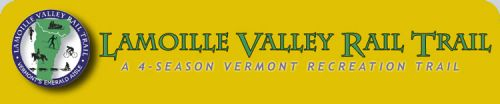 The Lamoille Valley Rail Trail Morrisville Vermont