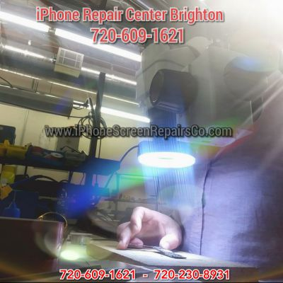 iPhone Screen Repairs Brighton Colorado