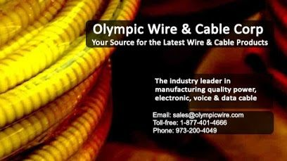 Olympic Wire & Cable Corp Fairfield New Jersey