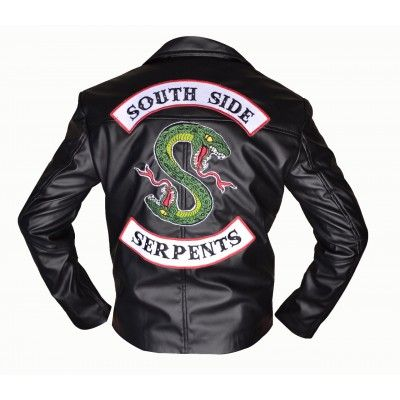 Riverdale Southside Leather Jacket For Men chicago Illinois