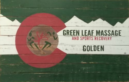 Greenleaf Massage and Sports Recovery Golden Colorado