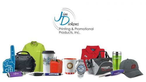 Jim Dickens Printing & Promotional Products Inc Rocky Mount North Carolina