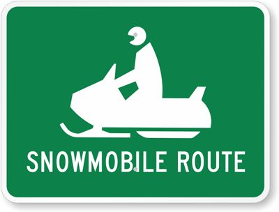 State Police Seek Information Regarding Theft of Snowmobile Signs Derby Vermont