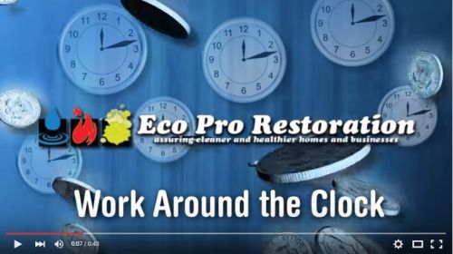 Eco Pro Restoration Pikesville Maryland