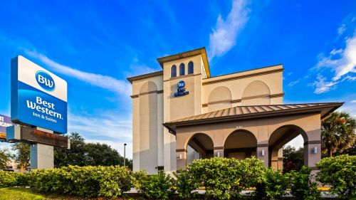 Best Western Airport Inn And Suites Orlando Florida