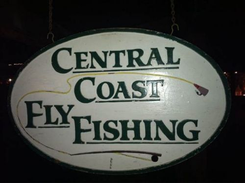 Central Coast Fly Fishing Carmel California