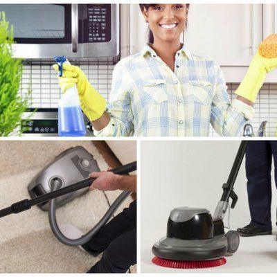 Commercial Cleanup