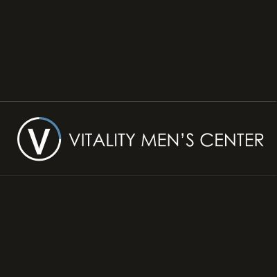 Logo Vitality Men's Center