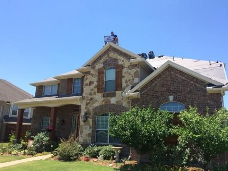 New View Roofing - Burton Hughes The Colony Texas