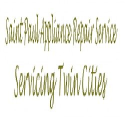 Saint Paul Appliance Service Saint Paul Minnesota