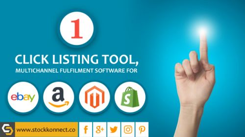 Multi Channel Inventory Management Software | Stock konnect Richmond Texas