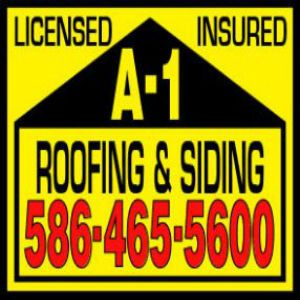 A-1 Roofing & Siding Harrison Township Michigan