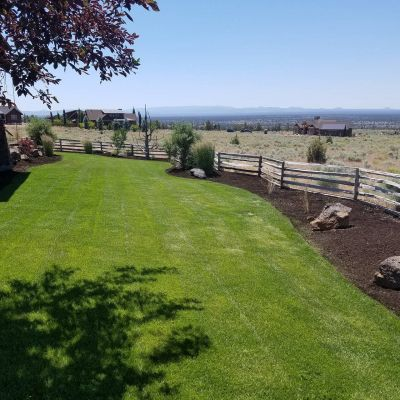 Gold mountain Landscaping and irrigation Bend Oregon
