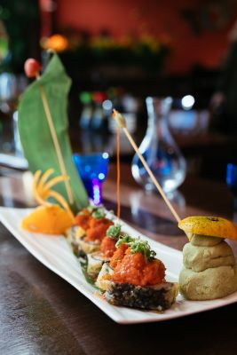 Totto Sushi & Grill Chattanooga Tennessee