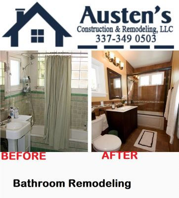 Austens Construction And Remodeling LLC Branch Louisiana