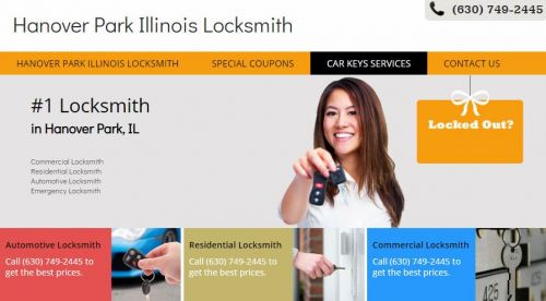 Car Key Replacement Hanover Park IL Hanover Park Illinois