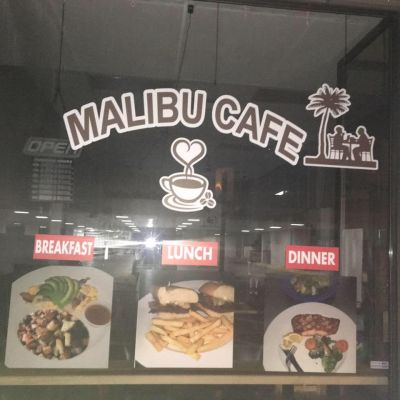 Malibu Cafe Little Rock Arkansas