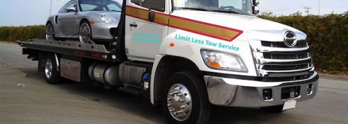 Limitless Towing Service Glendale Glendale California