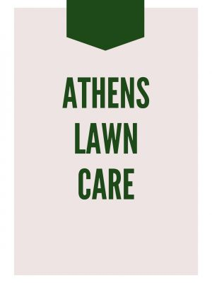 Athens Lawn Care and Service Athens Georgia