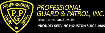 Professional Guard and Patrol, Inc. Houston Texas
