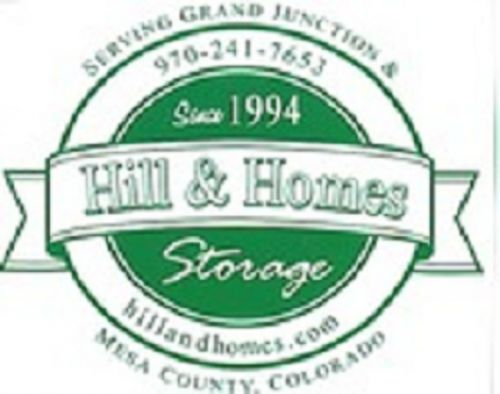 Hill and Homes Storage Grand Junction Colorado