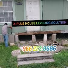 A-Plus House Leveling Solution Mercedes Texas