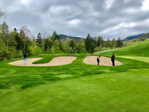 Family Golf Weekend to Fund Pediatric Cancer Research Stowe Vermont