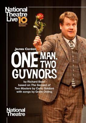 National Theatre Live in HD: One Man, Two Guvnors Stowe Vermont