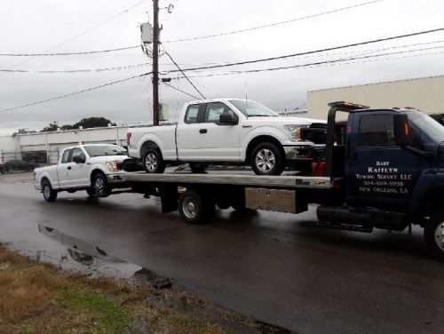 Baby Kaitlyn Towing Service LLC New Orleans Louisiana