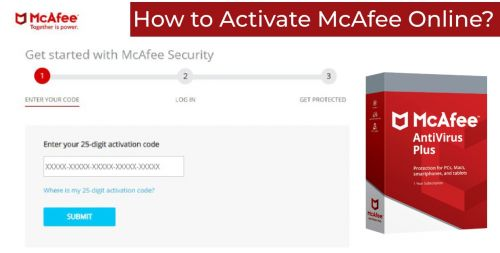 Mcafee Activate Bloomfield New York