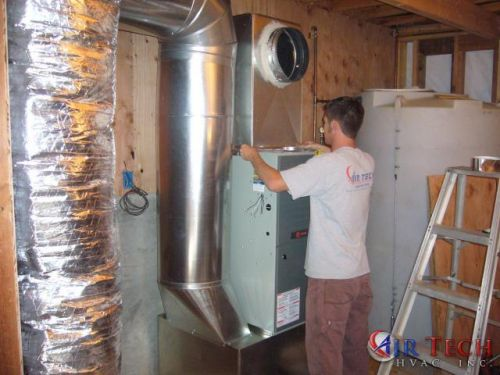 AirTech Heating & Air Sacramento El Dorado Hills California