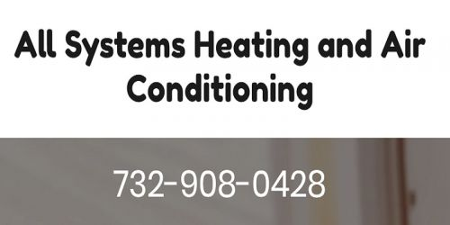 All Systems Heating & Air Conditioning toms river New Jersey