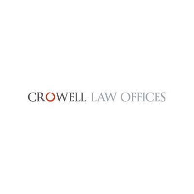 Crowell Law Offices Sacramento California