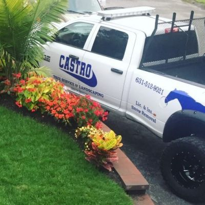 Castro Landscaping Rocky Point New York