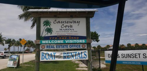 Causeway Cove Marina Fort Pierce Florida