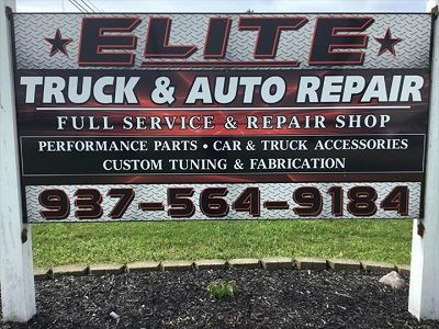 Elite Truck Auto Repair Greenville Ohio