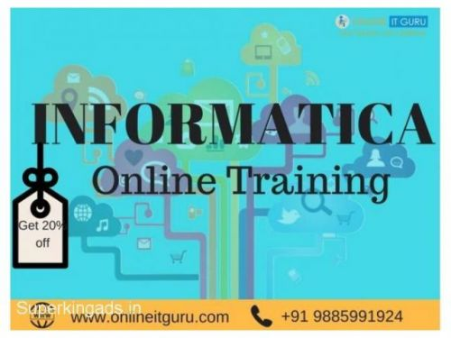 Informatica online training Irving Texas