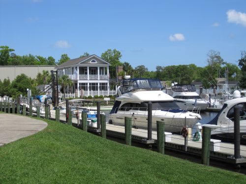 Morningstar Marinas Pawleys Island South Carolina