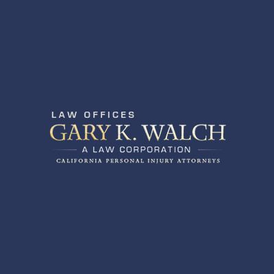Gary K. Walch, A Law Corporation Calabasas California