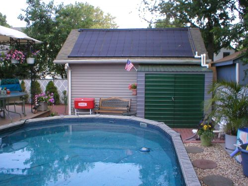 Sunshine Solar Pool Heaters Clifton New Jersey