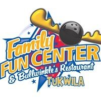 Tukwila Family Fun Center & Bullwinkle's Restaurant Tukwila Washington