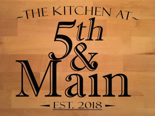 The Kitchen At 5th & Main Mitchell Indiana