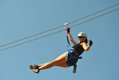 Adrenaline Rush Zip Line Tours LLC Jacksonville Texas