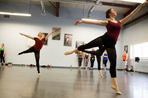 Intermediate Adult Ballet- Waterbury VT Waterbury Vermont