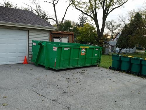 TRASH AND REFRESH DUMPSTERS Willowbrook Illinois