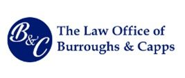 The Law Office Burroughs & Capps Knoxville Texas