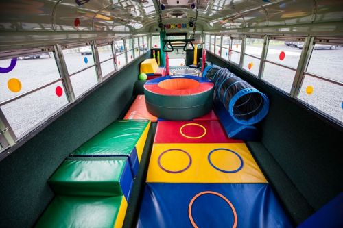 FUN BUS - Greater Middlesex Edison New Jersey