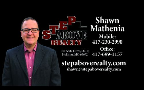 Step Above Realty Hollister Missouri