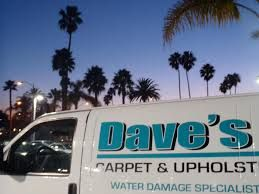 Dave's Carpet & Upholstery Cleaning Co. Inglewood California