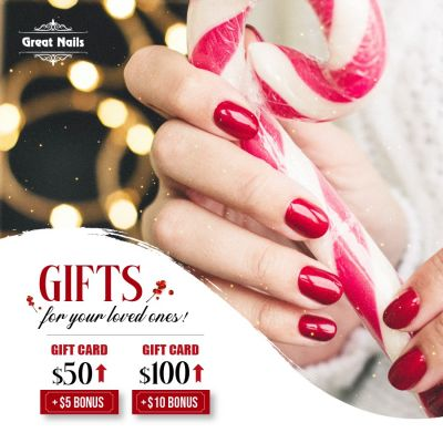 GREAT NAILS Pflugerville Texas
